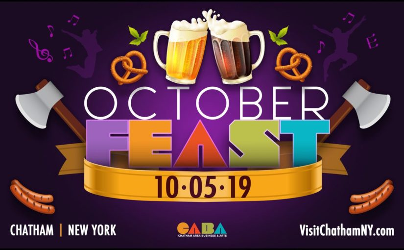 Columbia County Happenings: Chatham OctoberFeast 2019 on October 5th!